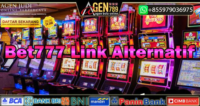 Bet777 Link Alternatif
